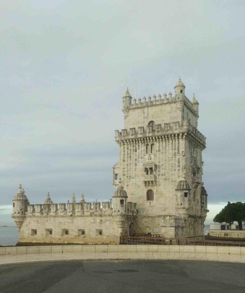 Tour de Belem,  un des symboles de Lisbonne